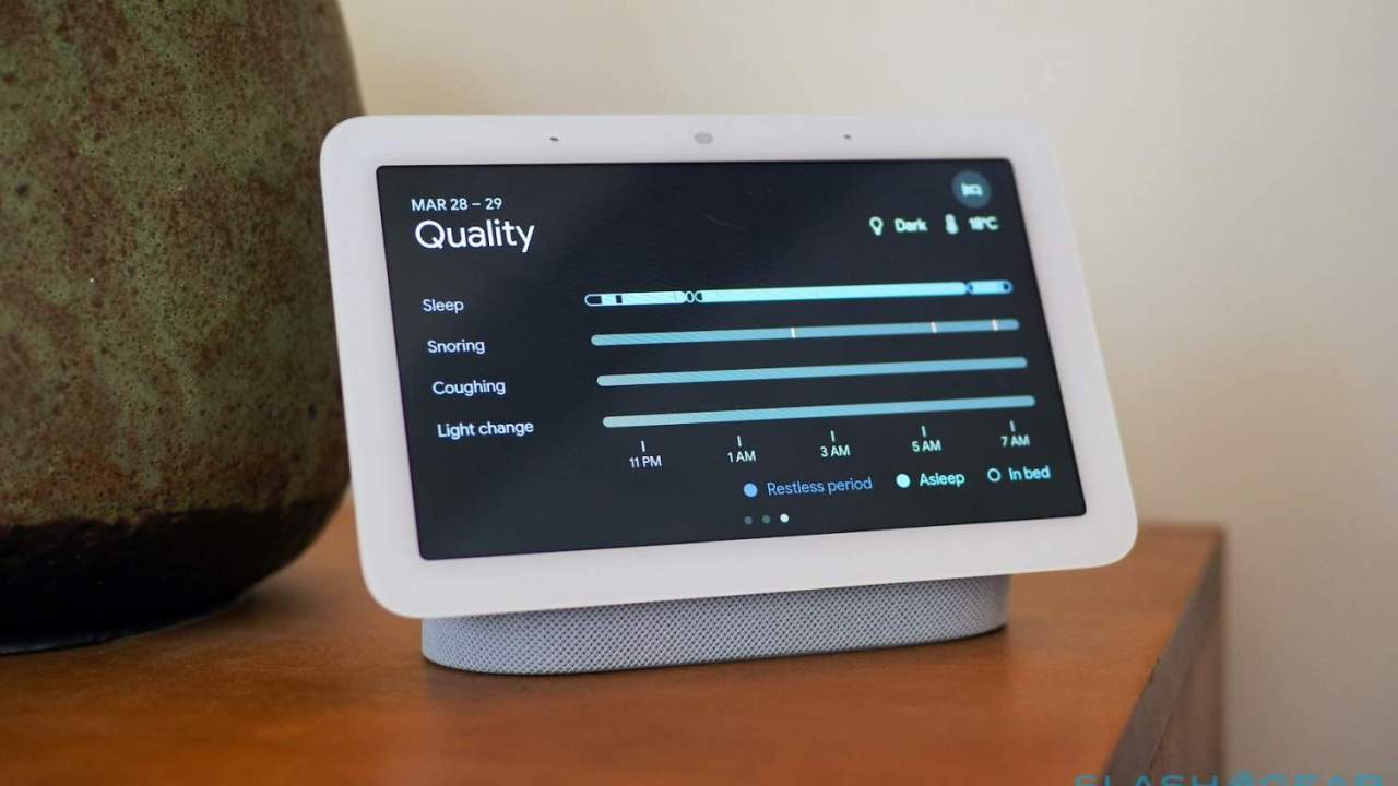I need Google's Sleep Sensing tech to break out of the new Nest Hub