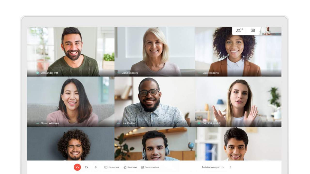 Google Meet extends free unlimited use through June