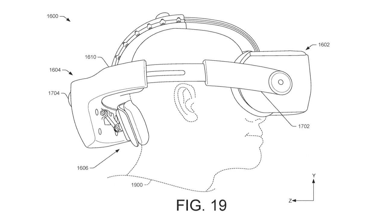 Valve papers tease eye tracking VR headset potential