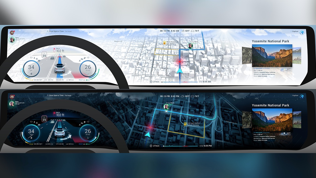 Unity and HERE team up to turbocharge cars' digital dashboards