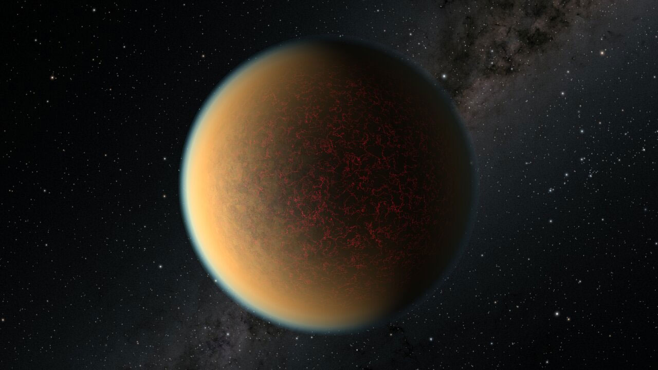 Hubble Space Telescope discovers exoplanet forming a new atmosphere
