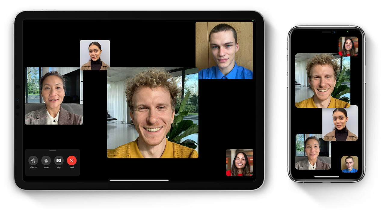FaceTime users spammed with group calls from strangers