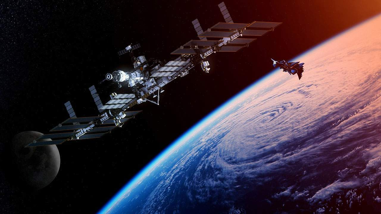 Japan is holding microsatellites built with Myanmar aboard the ISS