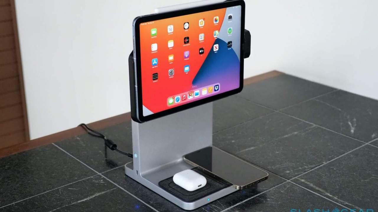 Kensington StudioDock Review: An iPad dock with iMac flexibility