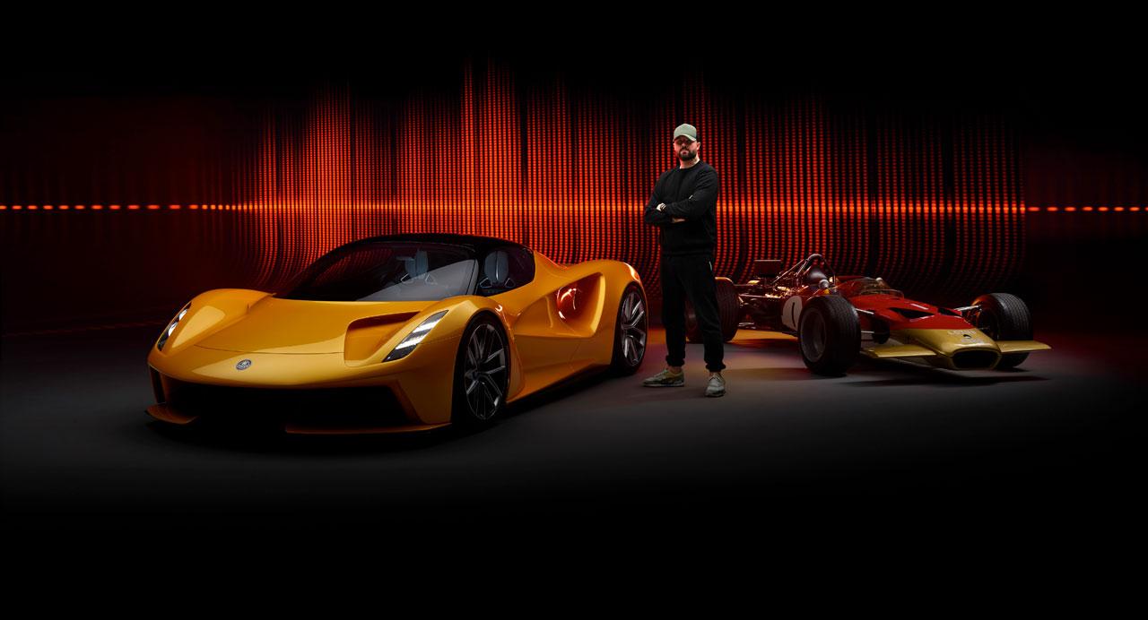 Lotus teams with British music producer Patrick Patrikios for Evija hypercar sounds