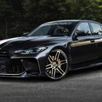 Manhart MH3 600 and MH4 600 are spicier versions of BMW's M3 and M4