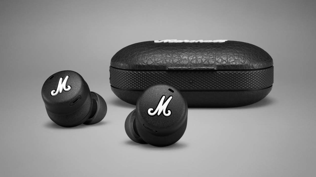 Marshall Mode II true wireless earbuds offer 'thunderous' audio