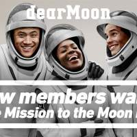 dearMoon mission seeks eight crew members for a trip to the moon in 2023