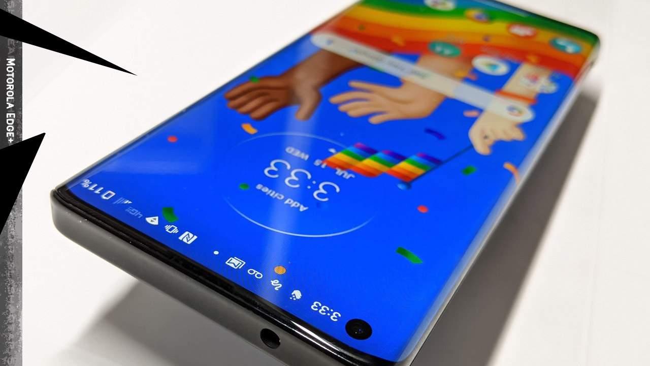 Verizon Motorola Edge+ update brings Android 11 to a bigger screen