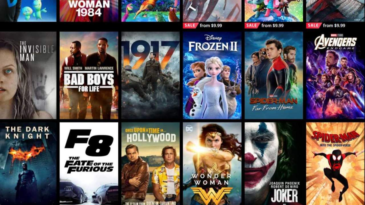 Movies Anywhere finally arrives on Samsung smart TVs
