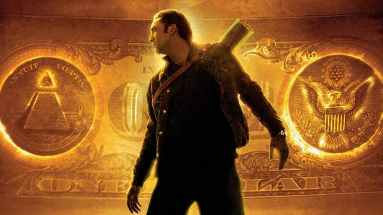 Disney+ officially orders series based on National Treasure movies