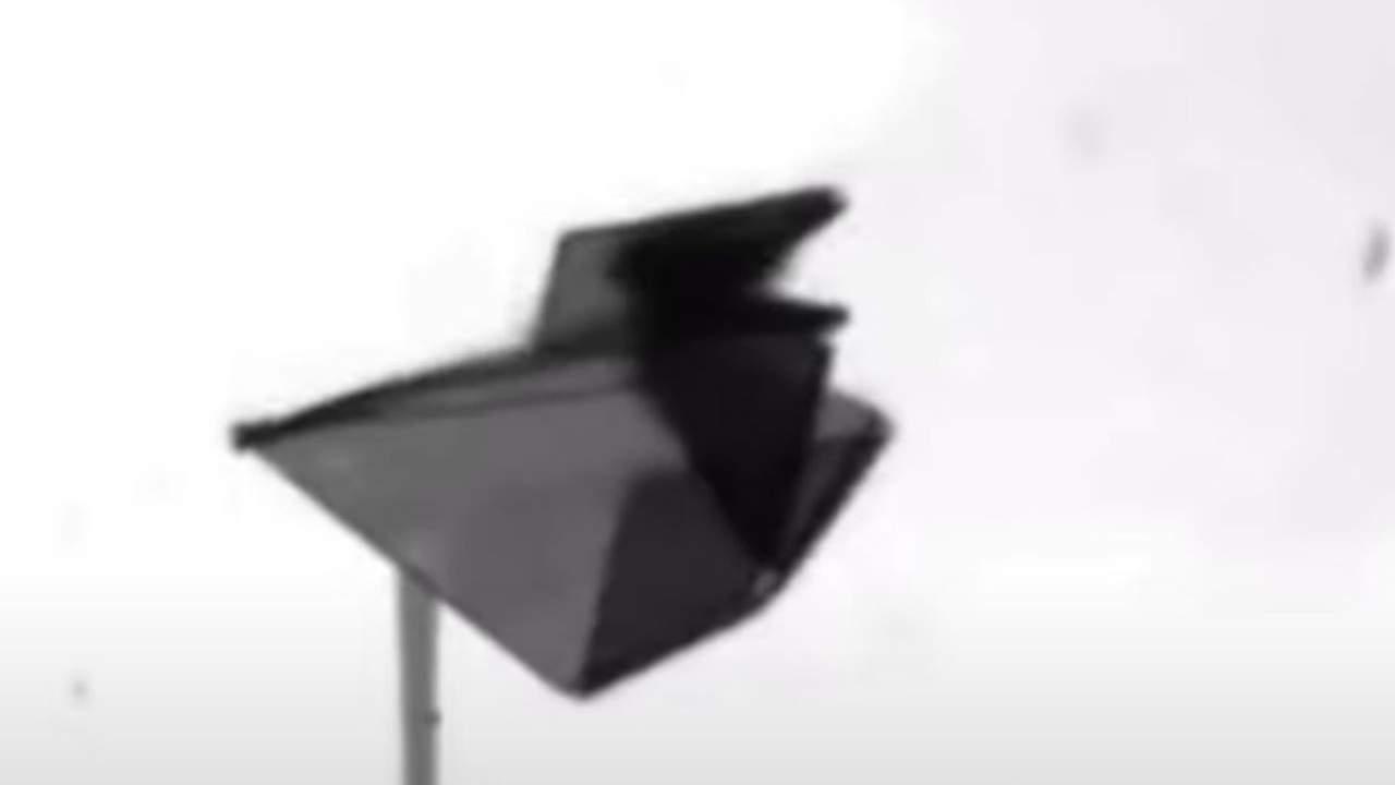 Cornell researchers create the world's smallest origami bird using nanotech