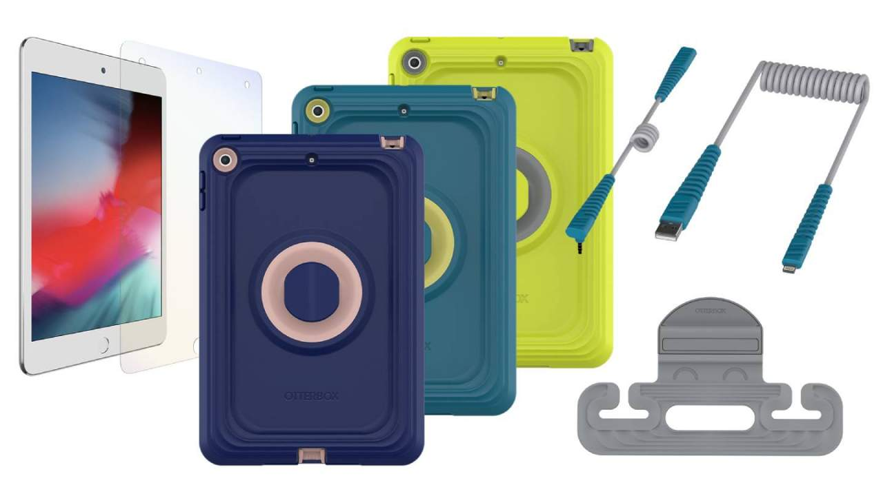 OtterBox finally has an iPad case and accessories made for kids