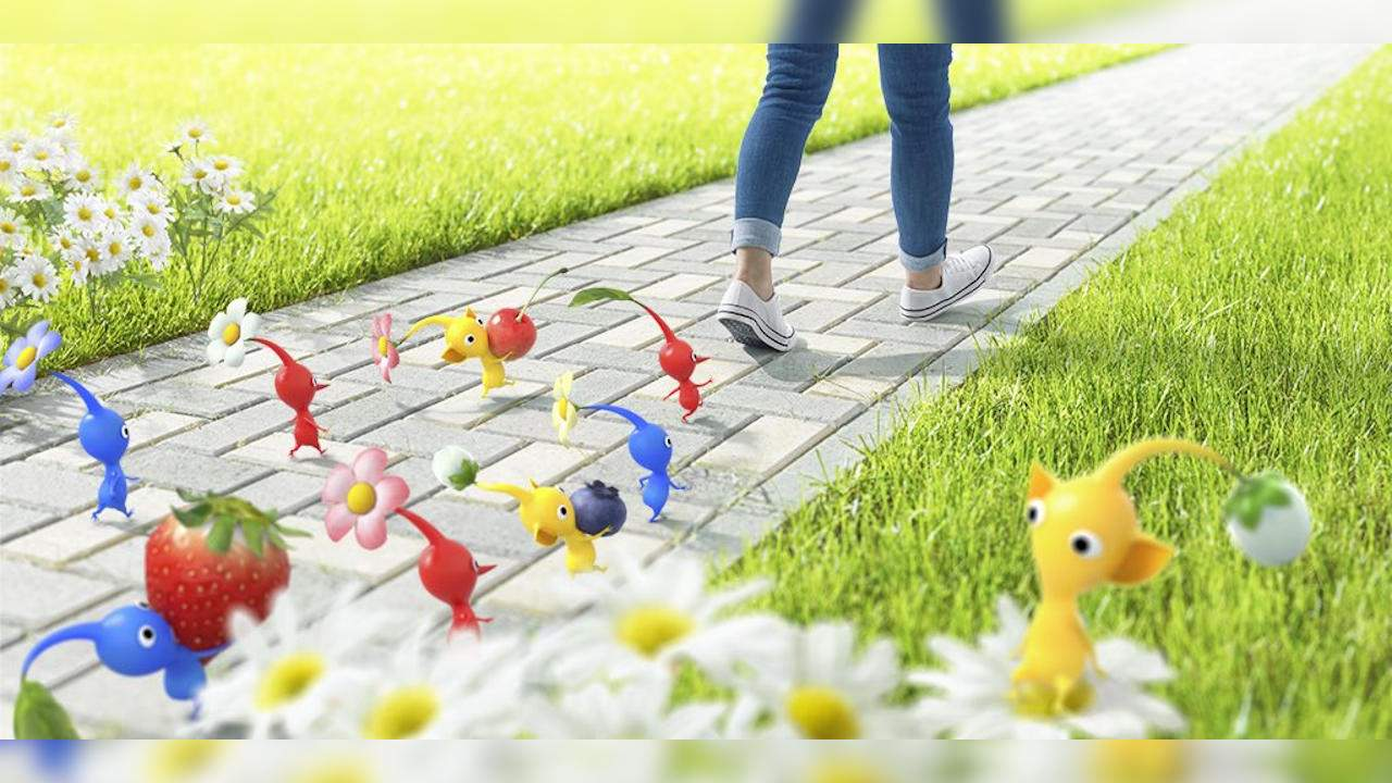 Nintendo, Pokemon GO maker Niantic Labs team up for Pikmin game