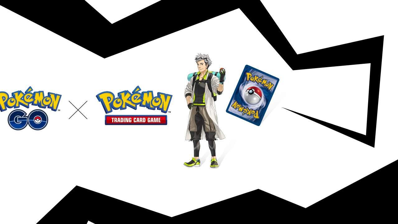 Pokemon GO TCG card deal locked in: Professor Willow first