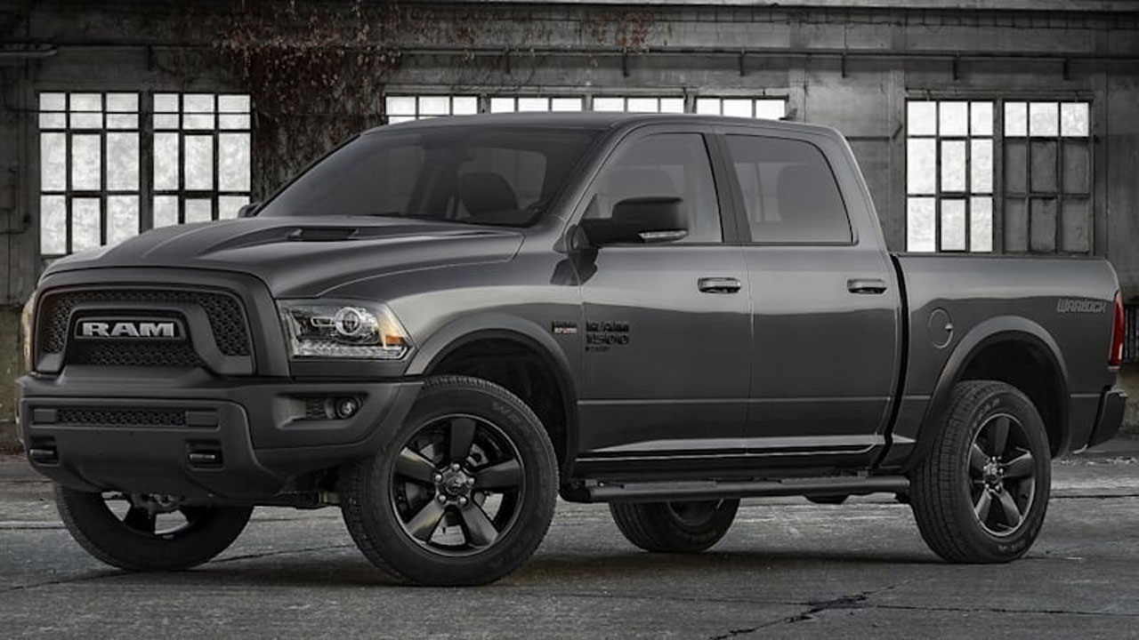 Ram is building 1500 Classic trucks minus critical components due to chip shortage