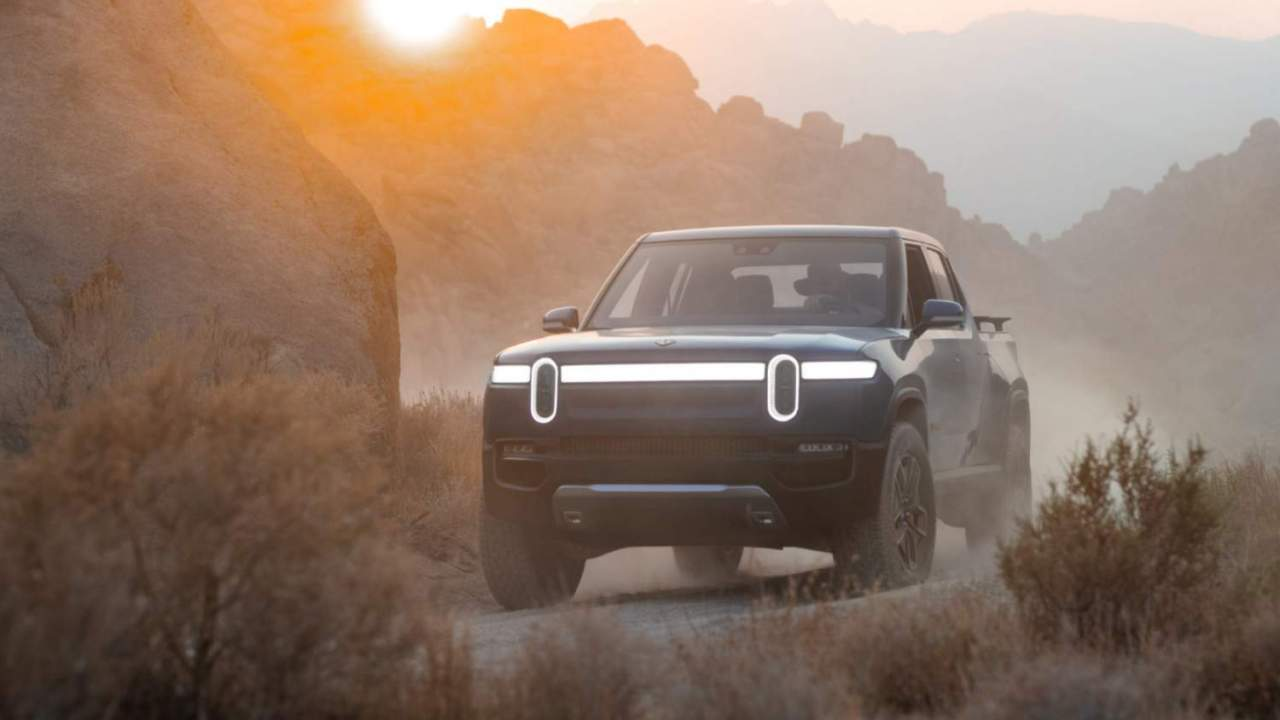Rivian Adventure Network detailed: Fast, exclusive EV chargers take Supercharger strategy