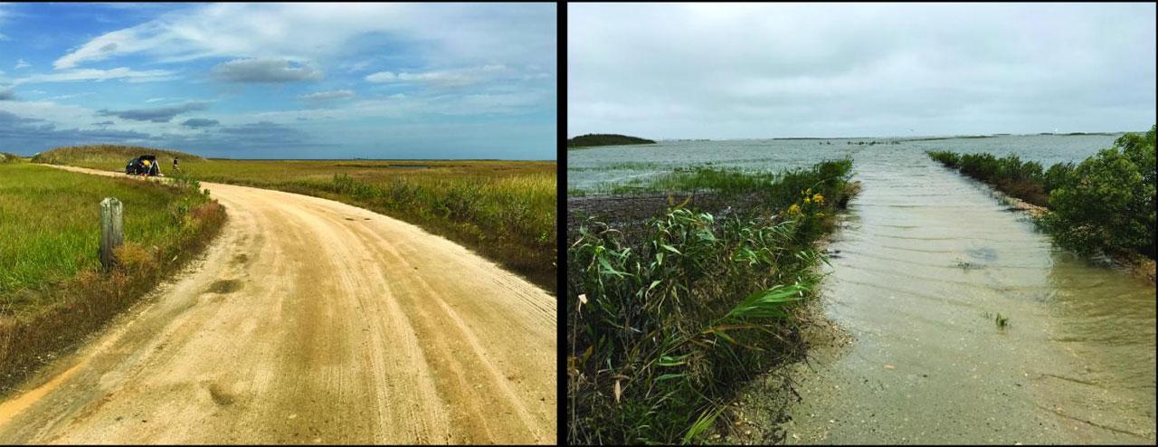 Study highlights sea-level rise on the US Atlantic coast