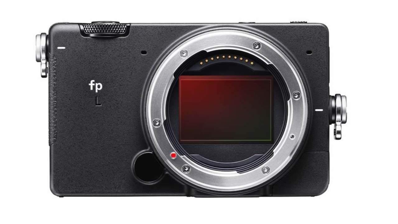 Sigma fp L squeezes 64MP full-frame sensor into a tiny camera