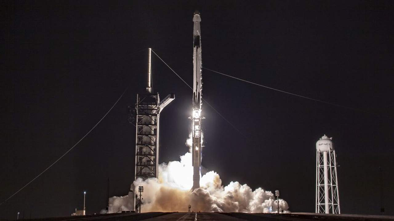 SpaceX seemingly takes steps to protect telemetry data after leak