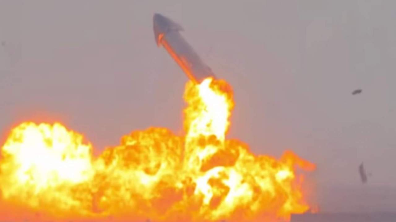 SpaceX Starship SN10 explosion: Elon Musk explains what went wrong
