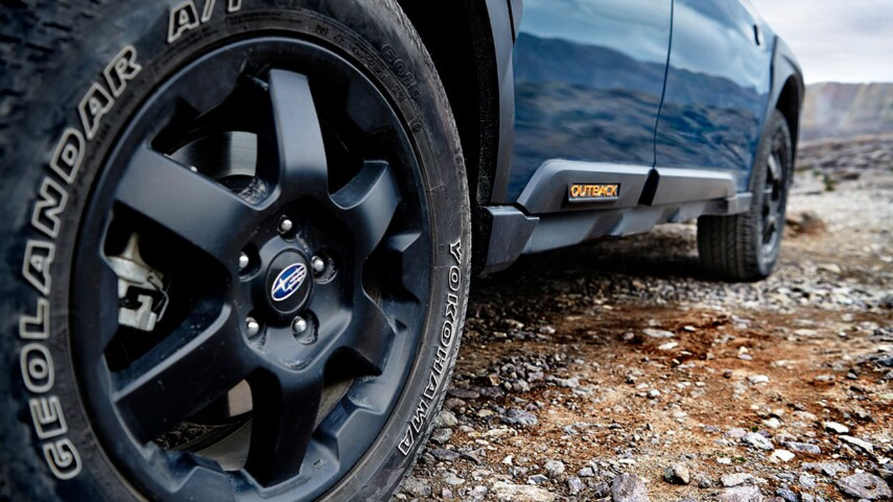 Subaru teases more rugged Outback model reveal for March 30