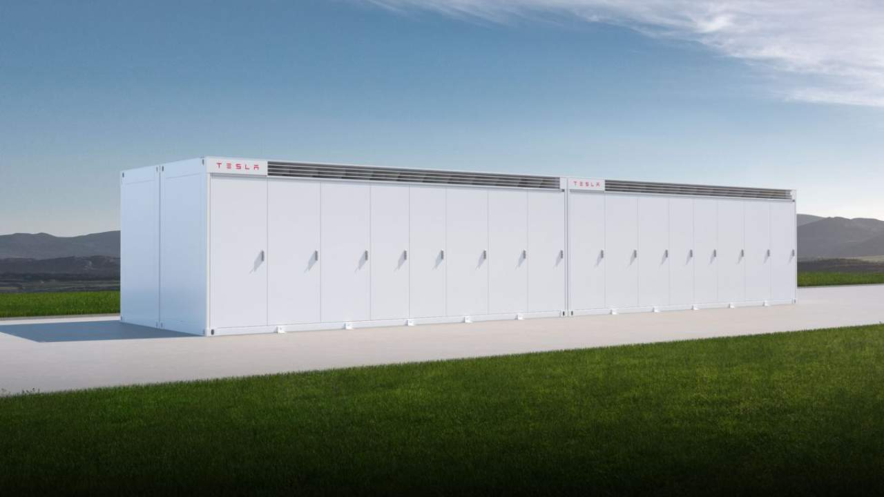 Tesla is secretly preparing to switch on a huge mega battery in Texas