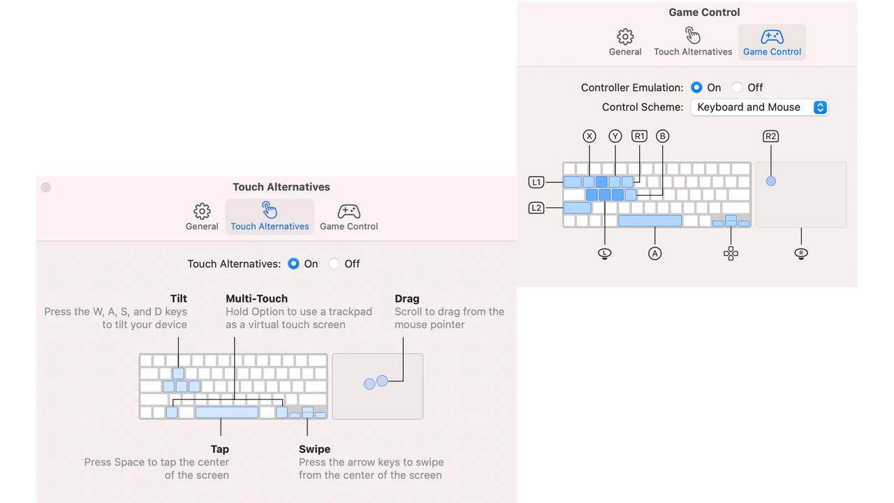 macOS Big Sur 11.3 to get game controller emulation of iOS games
