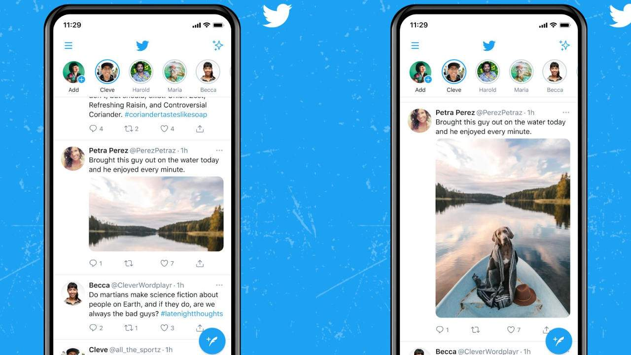 Twitter tests new image options that could be open to abuse