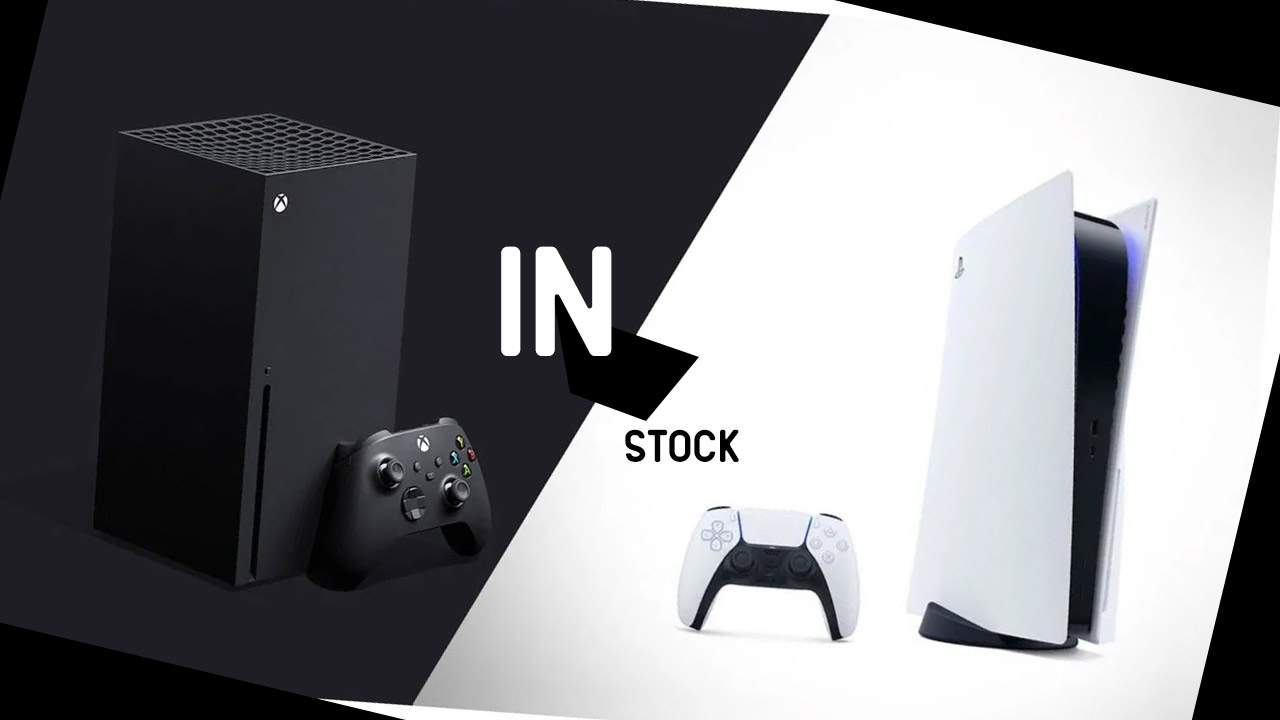 PlayStation 5 Xbox Series X restock confirmed this afternoon