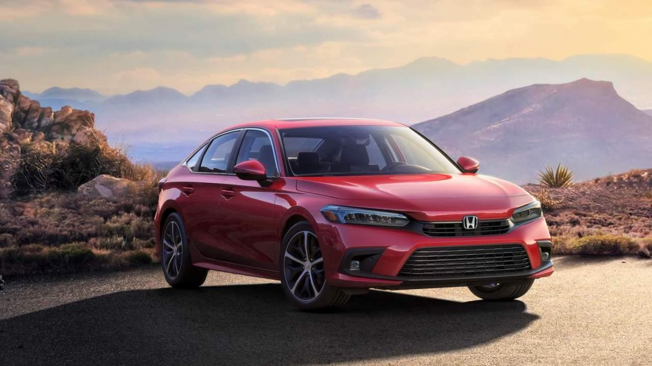 2022 Honda Civic Sedan Gallery