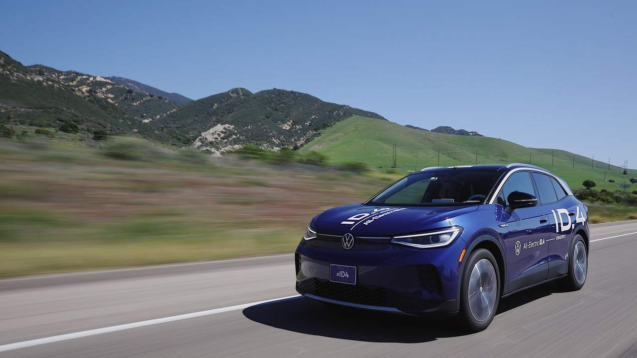 2021 VW ID.4 completes 6,700-mile cross-country drive from New York to California