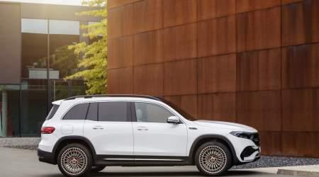 2022 Mercedes-Benz EQB Gallery