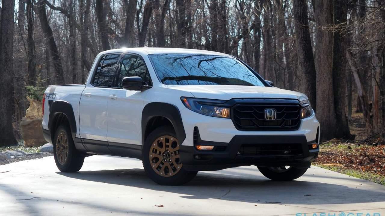 2021 Honda Ridgeline Review: Looking the part