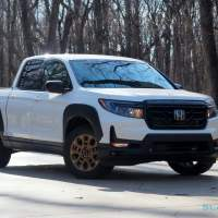 2021 Honda Ridgeline Review: Looking the part