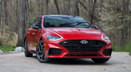2021 Hyundai Sonata N Line Review: Genuinely Unexpected