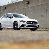 2021 Mercedes-AMG A35 4MATIC Review: Spark Joy