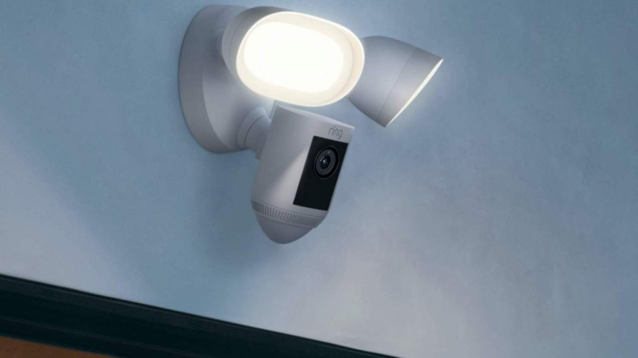 Ring Floodlight Cam Wired Pro adds radar for less annoying motion alerts