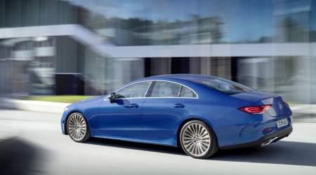 2022 Mercedes-Benz CLS Gallery