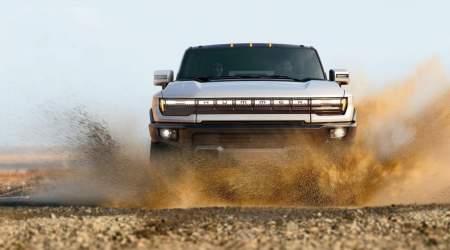2024 GMC Hummer EV SUV Gallery