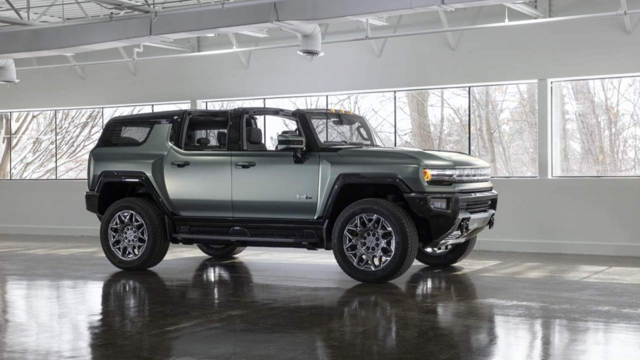 The 2024 GMC Hummer EV SUV features every electric rival should steal