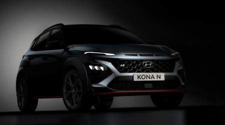 2022 Hyundai Kona N arrives with turbo engine and eight-speed DCT from Veloster N