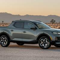 2022 Hyundai Santa Cruz compact pickup looks playfully appealing