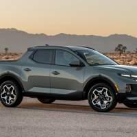 2022 Hyundai Santa Cruz compact pickup looks playfully appealing