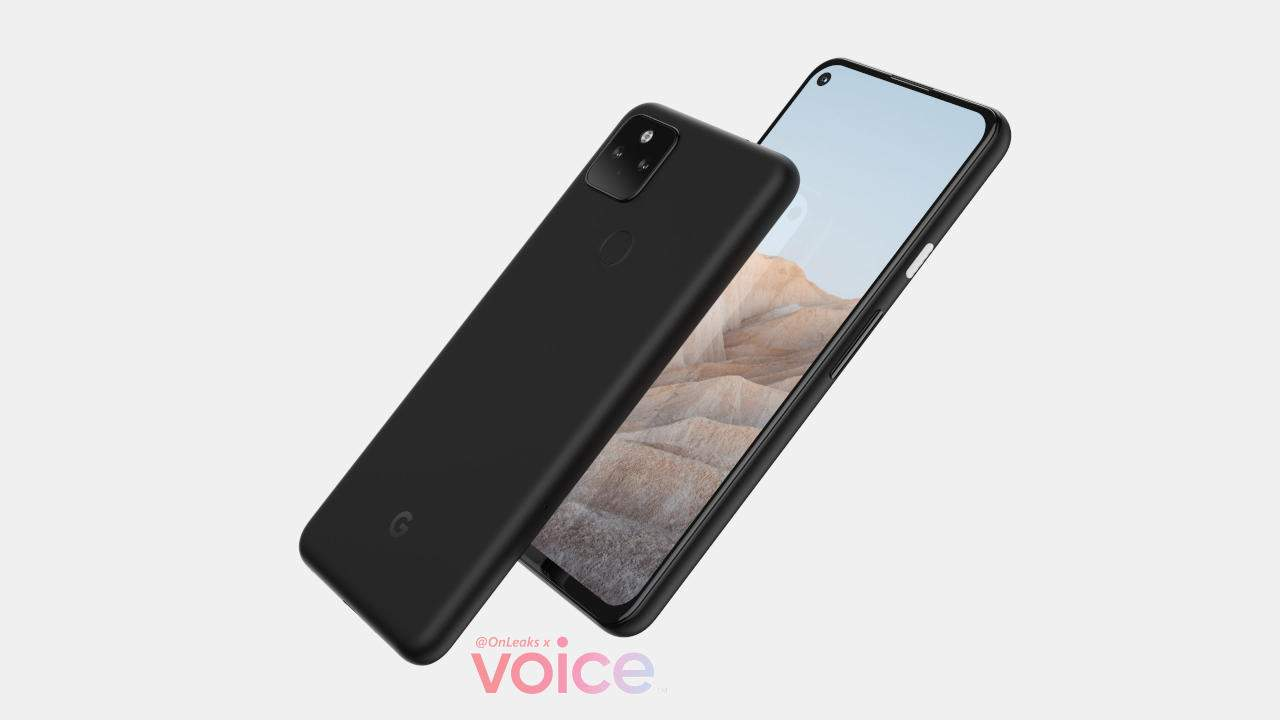 Pixel 5a 5G camera specs leaked by Google