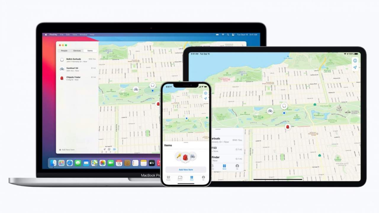 Apple Find My network opens for third-party tracking ahead of AirTags launch