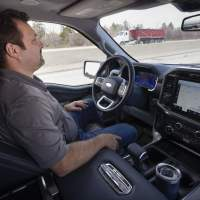 Ford BlueCruise hands-free driver assistance goes on an epic road trip