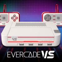 Evercade VS home console brings retro gaming back to the TV