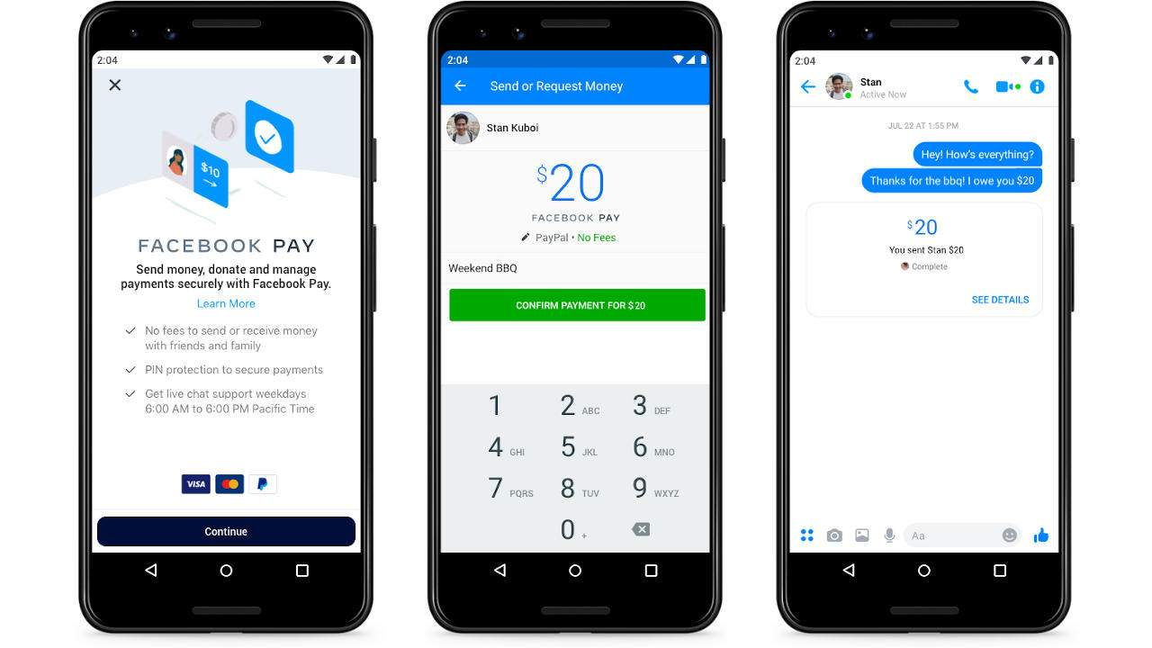 Facebook Pay QR Code to target contactless in-person payments