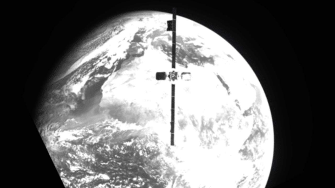 A groundbreaking satellite just rescued another from its death orbit